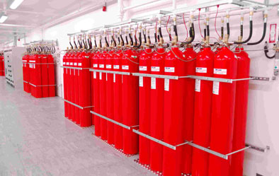 Turnkey On Board Services - fire fighting and detection